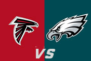 NFL Playoffs Wk 2 Falcons Eagles