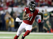 Julio Jones Injury, Week 4