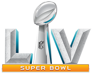 Super Bowl LV Logo